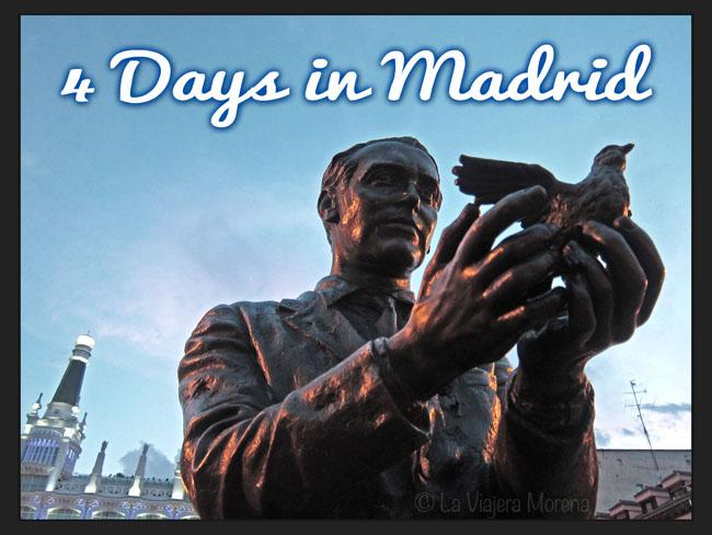 4 Days in Madrid