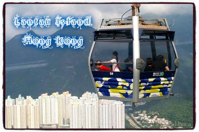 Lantau Island Hong Kong Cover