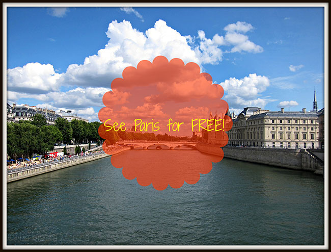 See Paris for Free