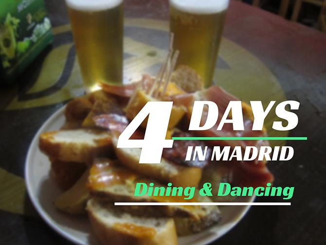 4 Days in Madrid Parks & Plazas