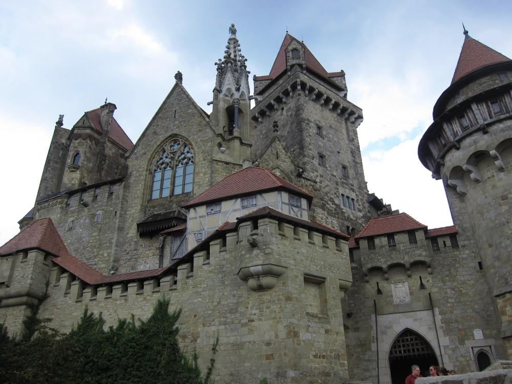 Kreuzenstein Castle Cover