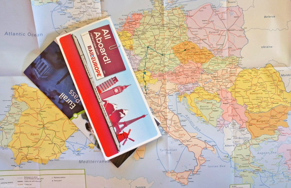 Map Tickets Rail Europe | Cultural Xplorer