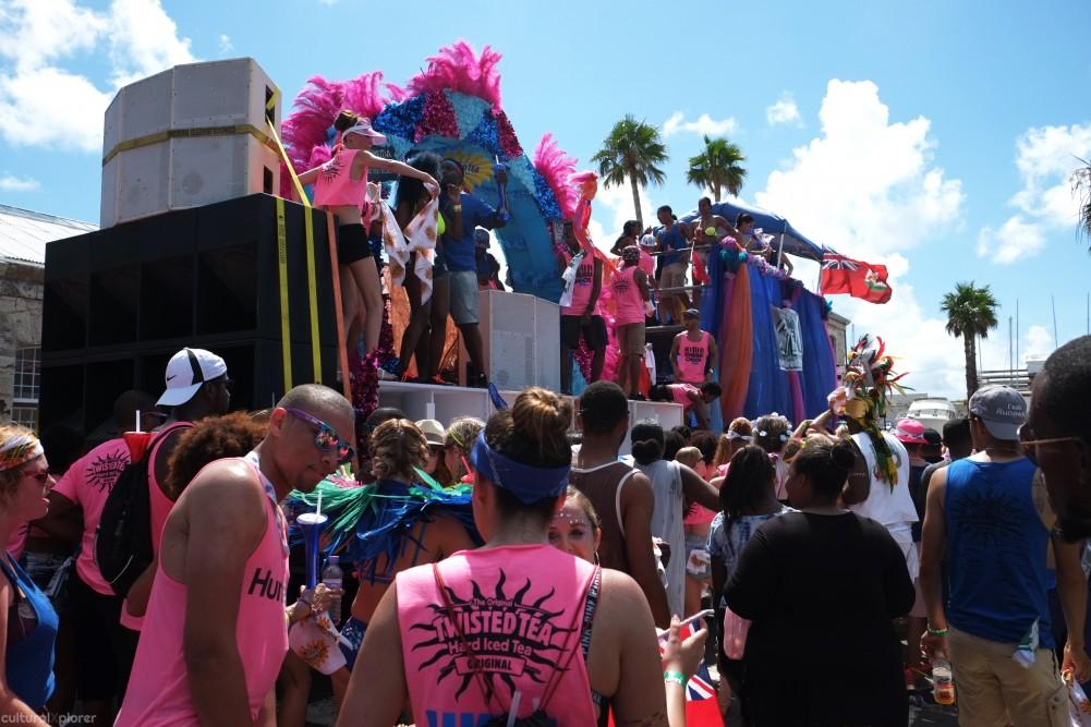 Bermuda Carnival Parade