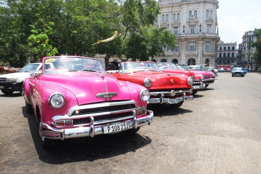Cars Havana Cuba